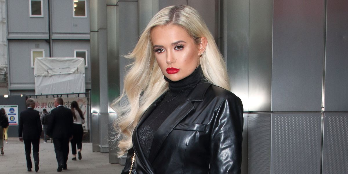 Love Island's Molly-Mae shows off edgy fringe hairstyle on Instagram