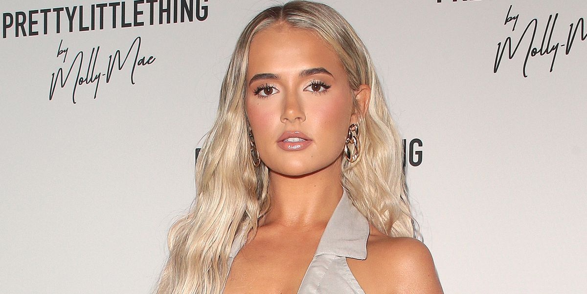 Love Island's Molly-Mae on difficult recovery after surgery