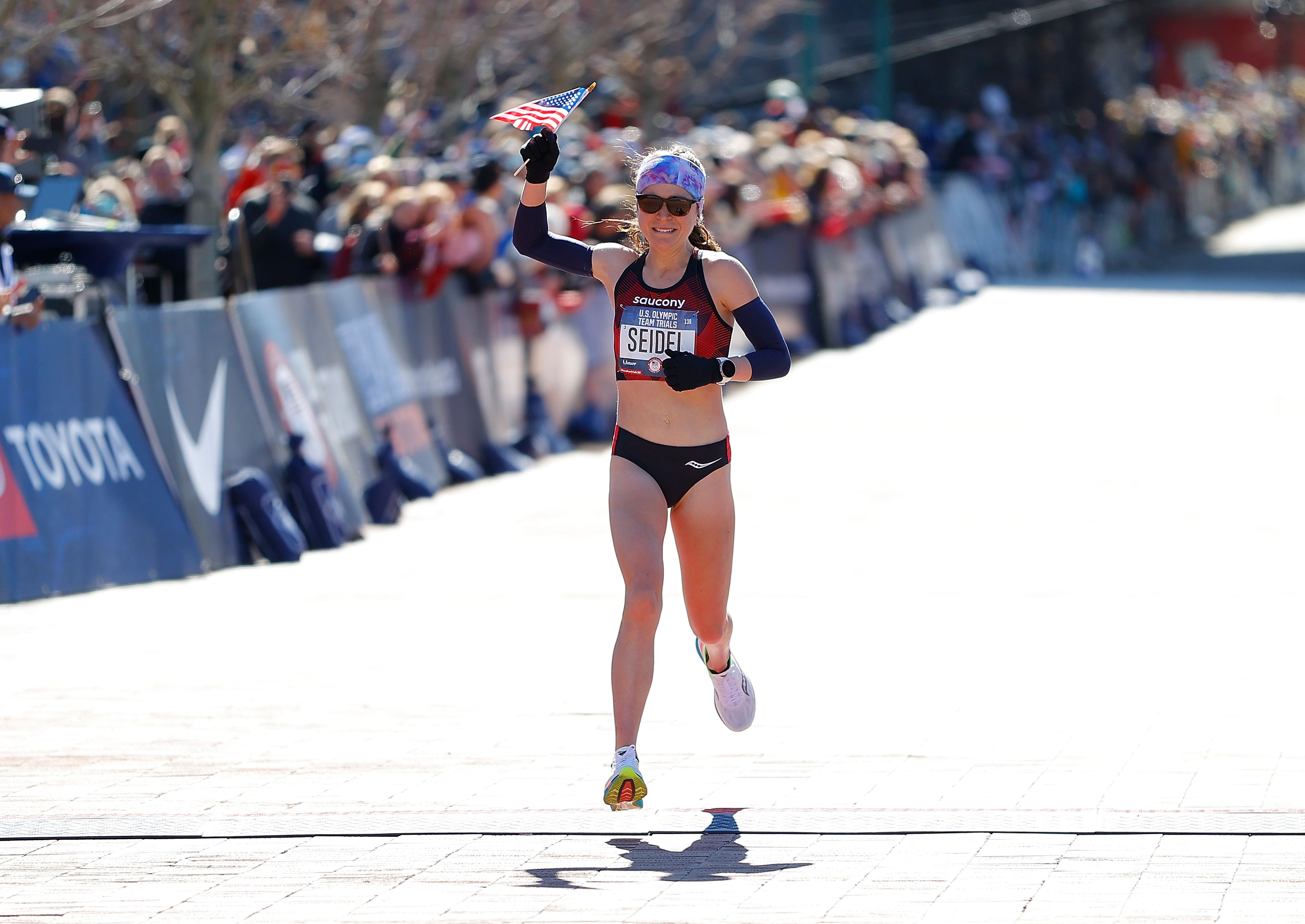 How Molly Seidel Changed Her Fueling Mindset for Marathon Training