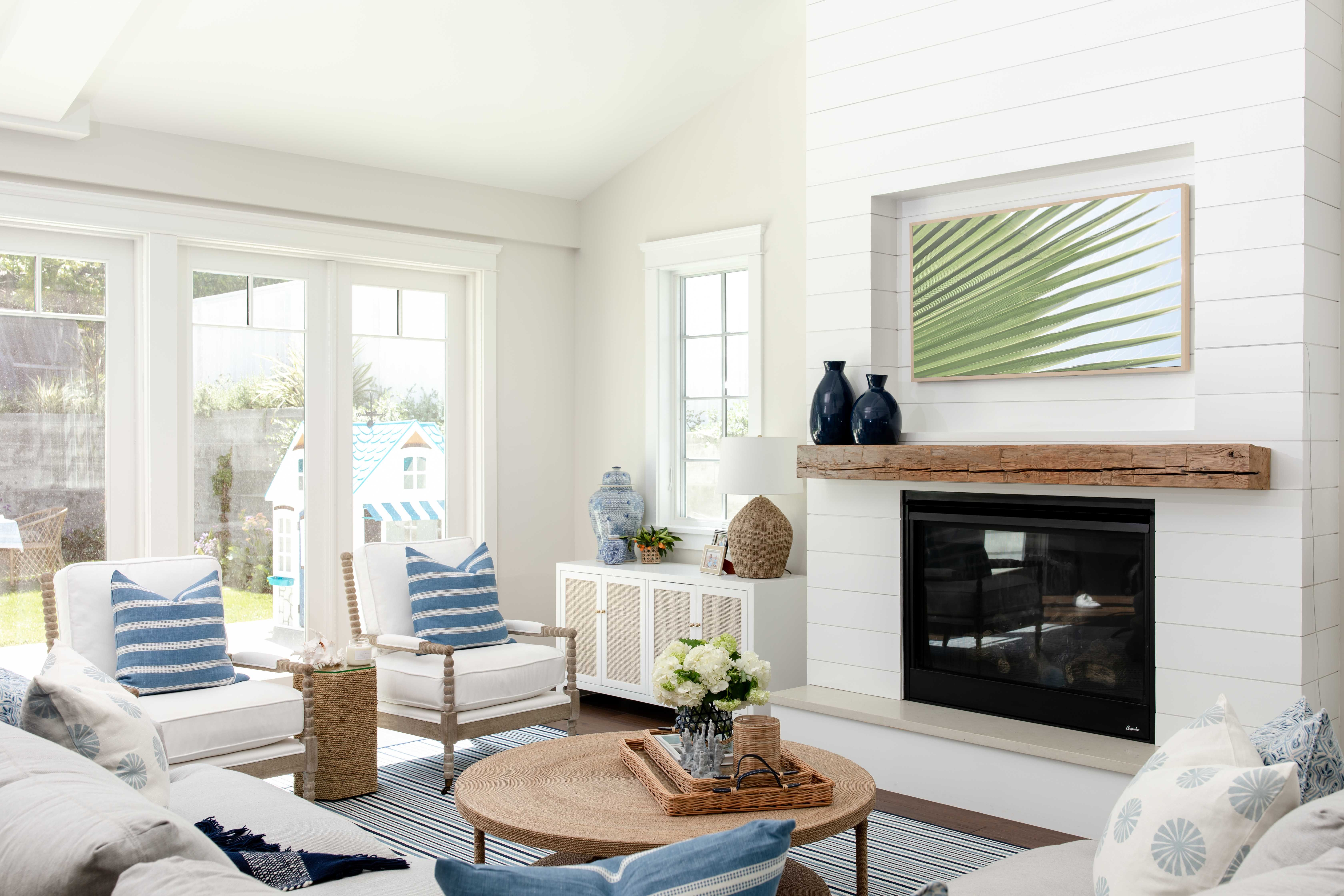 Meg Young's Home Brings Cape Cod Style to California