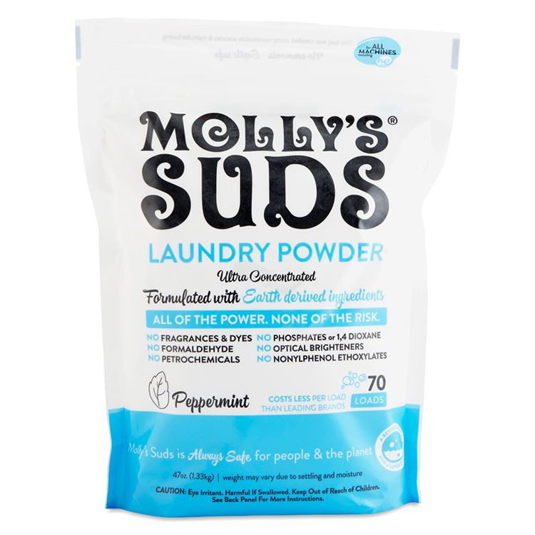 Molly's Suds All Natural Laundry Powder