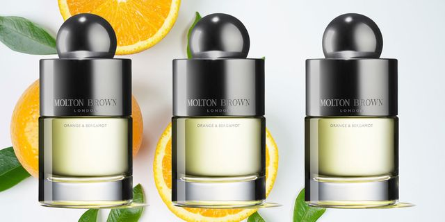perfume fresco de naranja