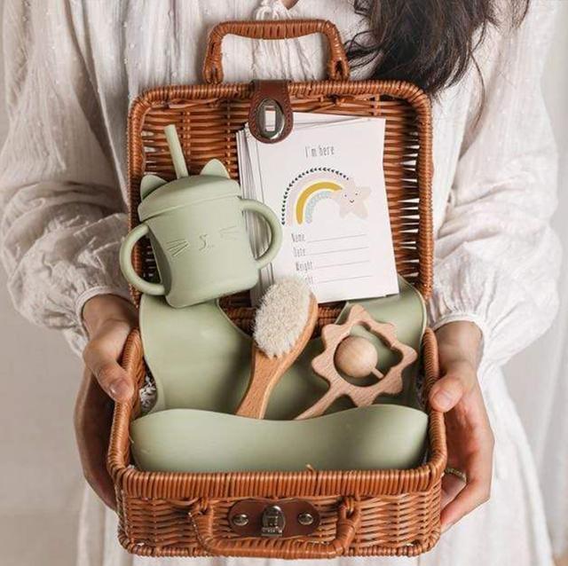 best gift baskets for new moms