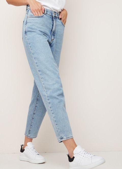 Mom jeans denim