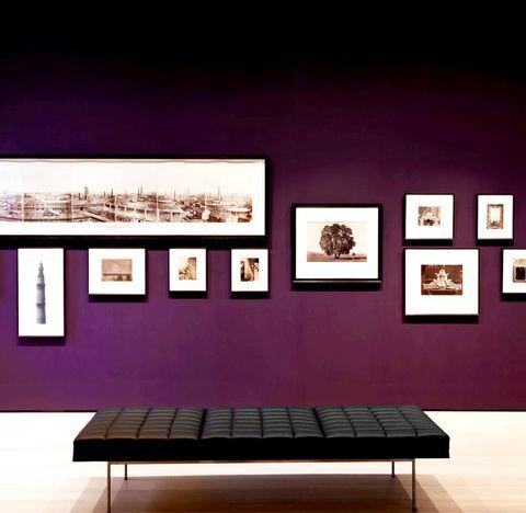Text, Table, Furniture, Room, Interior design, Design, Font, Modern art, Rectangle, Wood,