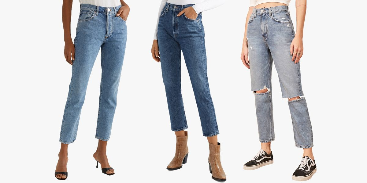 reputable site 1633f d0b79 A Definitive Ranking of the Best, FUPA-Defying Mom Jeans