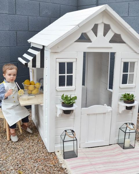 22 Kids Playhouse Ideas Outdoor Playhouse Plans