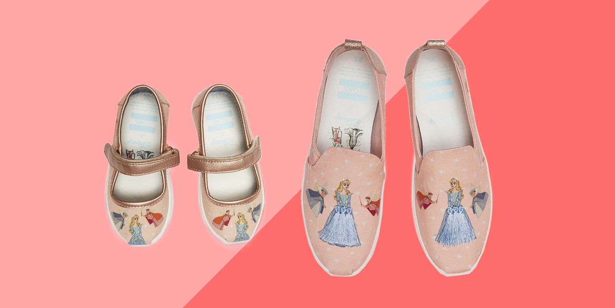 10 Adorable Mommy & Me Shoes for You and Your Kid
