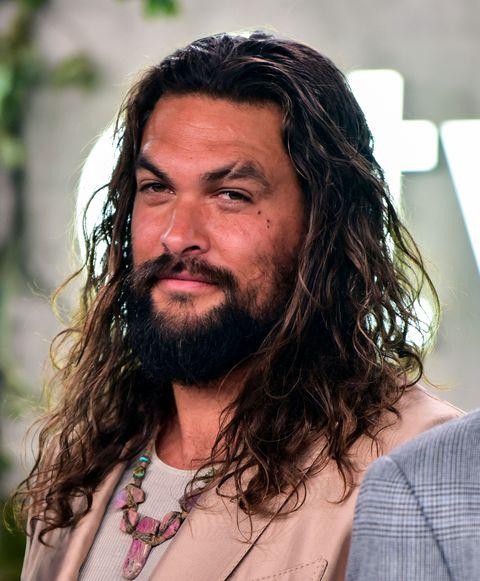 Hair, Facial hair, Beard, Moustache, Hairstyle, Chin, Long hair, Human, Neck, Black hair,