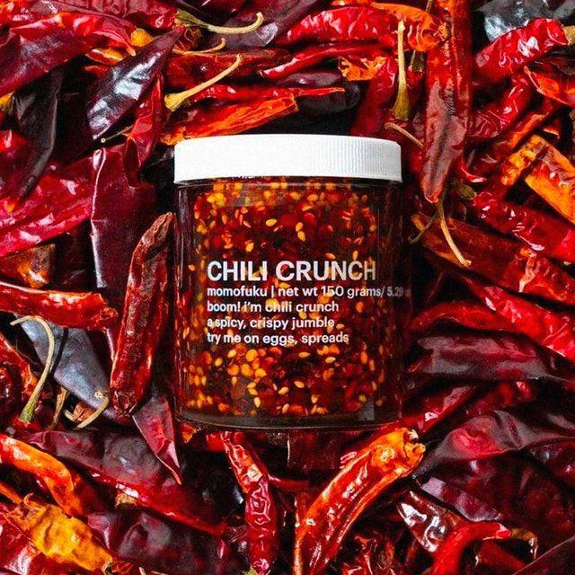 momofuku chilli crunch