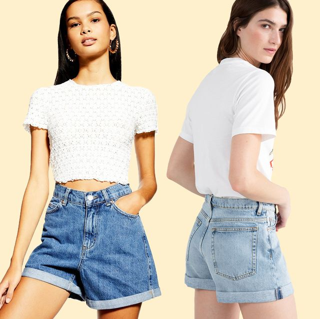 3e5b722175 Cute Mom Shorts for 2019 - 11 Pairs of Uncool Mom Shorts That Are ...