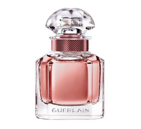 Perfume, Product, Glass bottle, Beauty, Bottle, Liquid, Water, Cosmetics, Fluid, Material property,