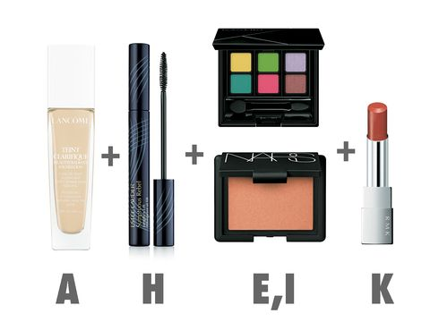 Eye shadow, Product, Eye, Beauty, Cosmetics, Organ, Human body, Material property, Beige,