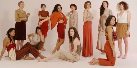 Fashion model, Fashion, Sitting, Photo shoot, Fun, Leg, Fashion design, Photography, Model,