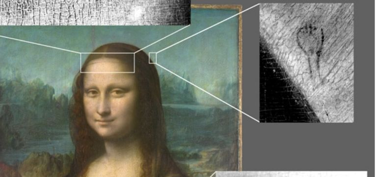 Researchers Have Discovered a Hidden Drawing Behind 'Mona Lisa'