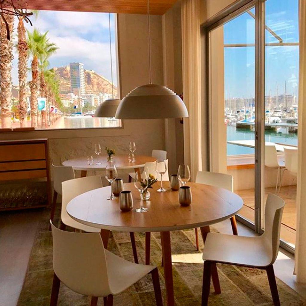 Restaurante Monastrell, Alicante