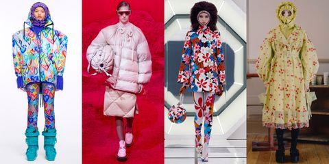 Clothing, Fashion, Fashion model, Street fashion, Outerwear, Runway, Footwear, Coat, Fashion design, Fashion illustration,
