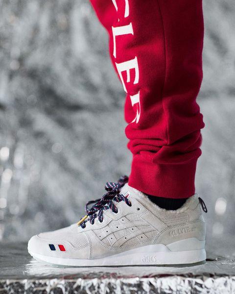Shoe, Footwear, White, Red, Sportswear, Carmine, Sneakers, Maroon, Outdoor shoe, Athletic shoe,