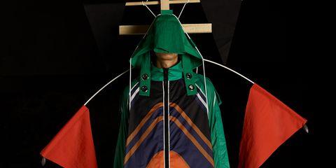 Outerwear, Jacket, Hood, Cloak,