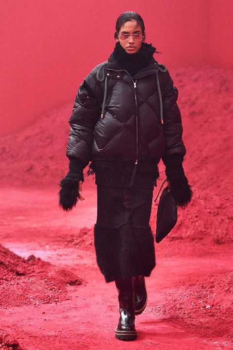 Red, Jacket, Outerwear, Fashion, Fun, Coat, Winter,