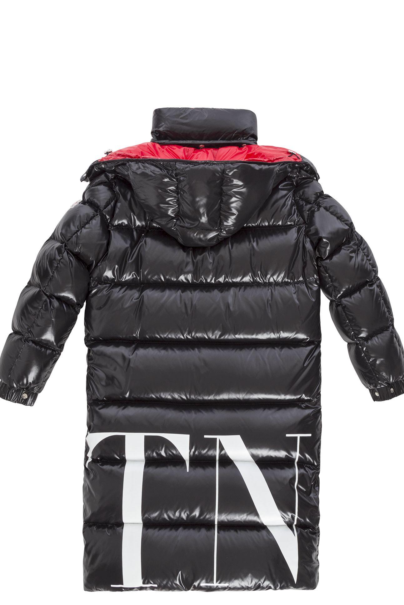abrigos valentino y moncler