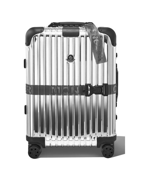 moncler x rimowa聯名行李箱
