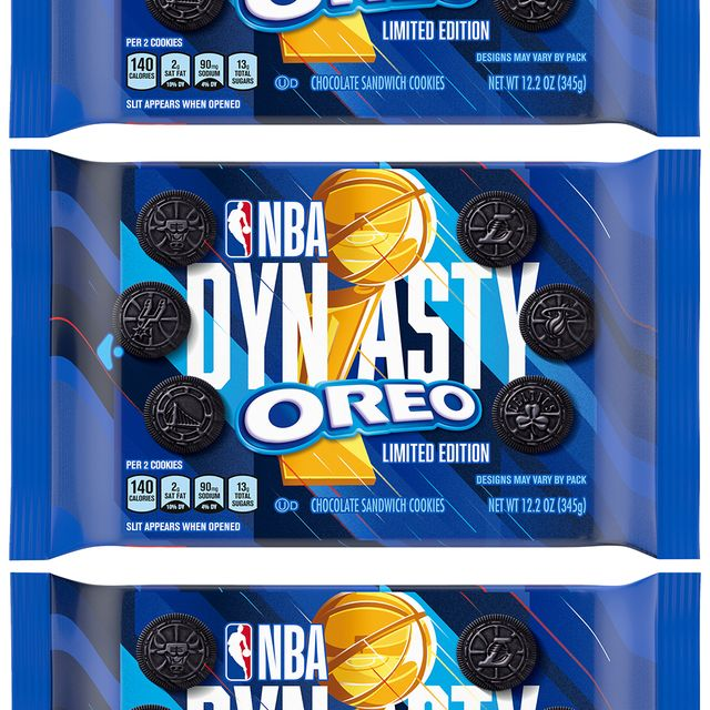 nba dynasty oreo cookies