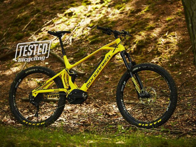 dcdb84d99de Mondraker Chaser XR+ Review - Best Electric Mountain Bikes