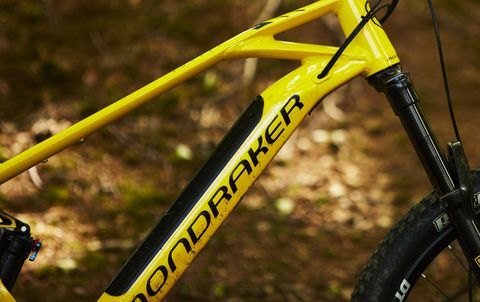 The Mondraker Chaser XR+ is Made for High Speed Thrills