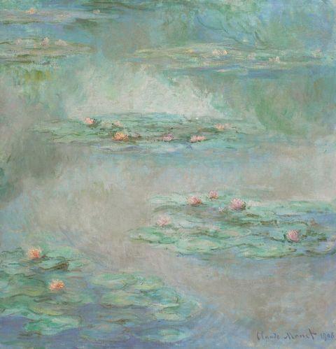 Experience Claude Monet S Magical Water Garden At Sotheby S
