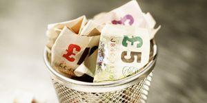 money bin