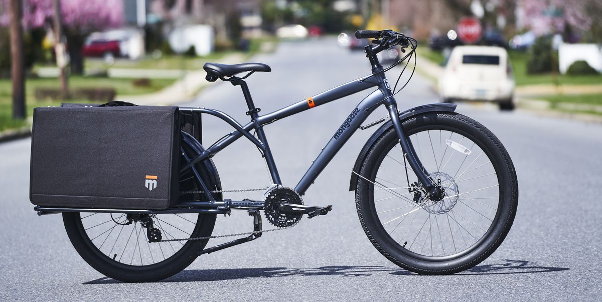 The Mongoose Envoy Cargo Bike is Affordable, Capable, and Provides a Good Workout