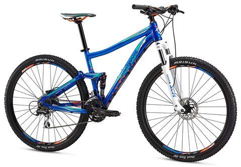 Land vehicle, Bicycle, Bicycle wheel, Bicycle frame, Bicycle part, Bicycle tire, Vehicle, Bicycle drivetrain part, Bicycle fork, Spoke,