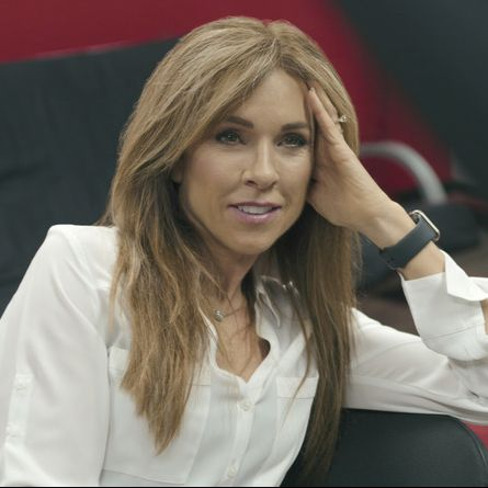 cheer coach Monica Aldama