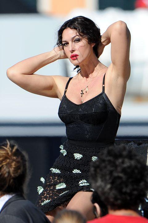 Monica Bellucci per Dolce & Gabbana