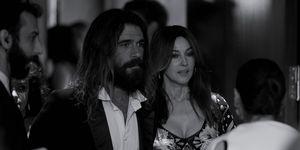 Monica Bellucci torna single: finita con il fidanzato Nicolas Lefebvre