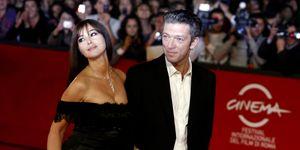 Monica Bellucci e Vincent Cassel