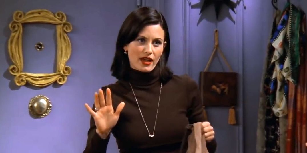 "Friends star Courteney Cox is totally ""a Monica"" in real life"