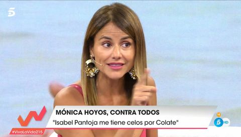 Mónica Hoyos, Jeremy Mitchell, Monica Hoyos y Colate, Monica Hoyos Isabel Pantoja, Isabel Pantoja, Viva la vida