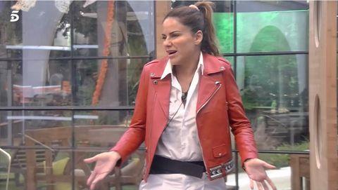 Gh Vip 6 Mónica Hoyos La Lía Parda Con Aurah Ruiz Al Colarse En