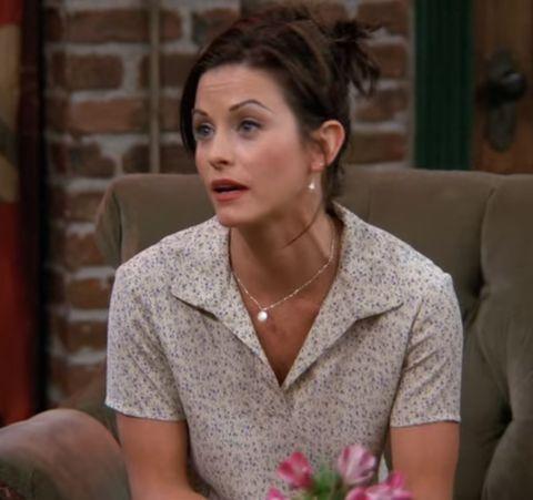 Monica Gellar (Courteney Cox) in Friends