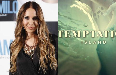 Mónica Naranjo presentará 'La isla de las tentaciones' en Mediaset