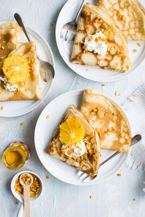 Dish, Food, Cuisine, Ingredient, Dessert, Baked goods, Produce, Staple food, American food, Bread pudding,