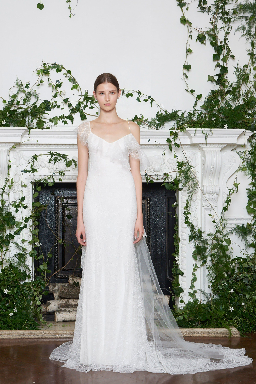 Long Wedding Dress 2018