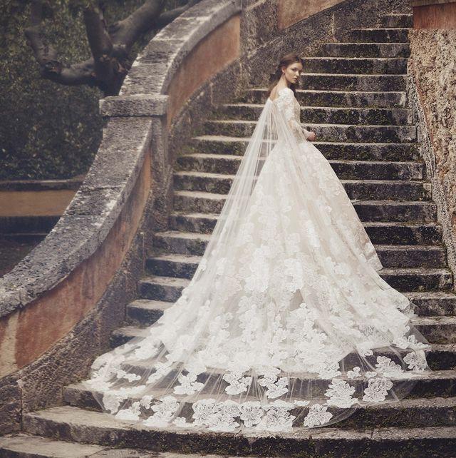 36bb2392eb 65+ Best Wedding Dresses Spring 2020 - Top Spring Bridal Runway Looks