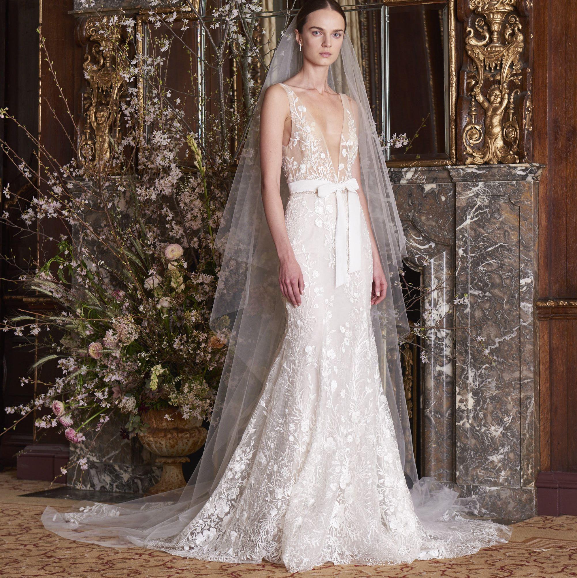 Spring 2019 Wedding Dress Trends Spring 2019 Bridal Dress Trends
