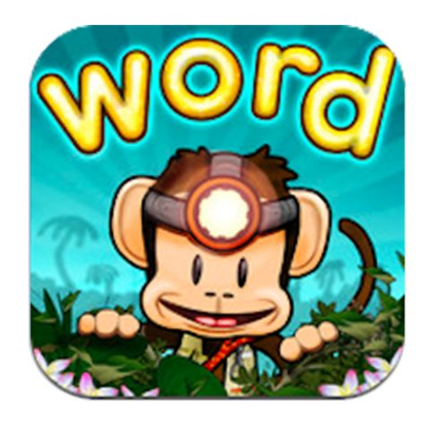 monkey word school adventure kids app