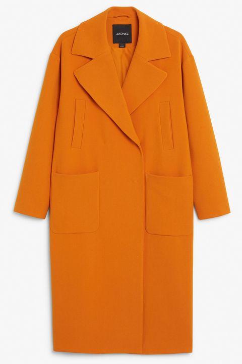 Orange coats