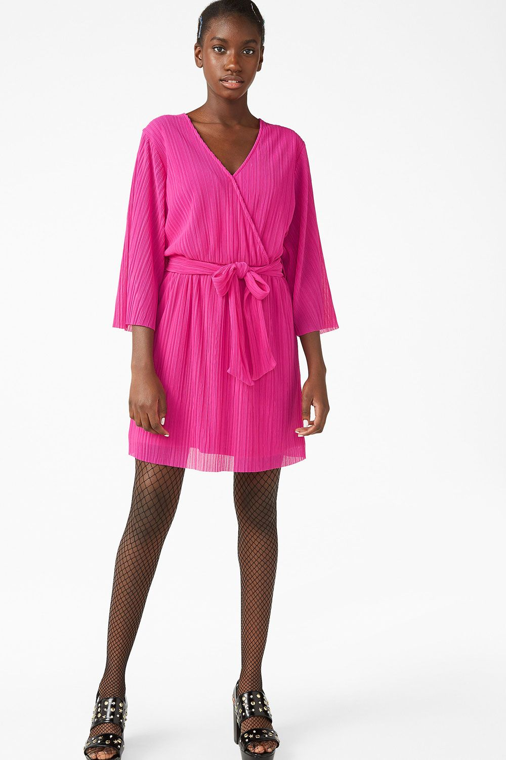 Monki - party dresses with sleeves
