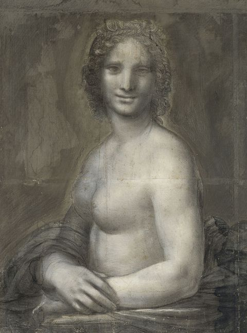 Monna Vanna, ca 1515